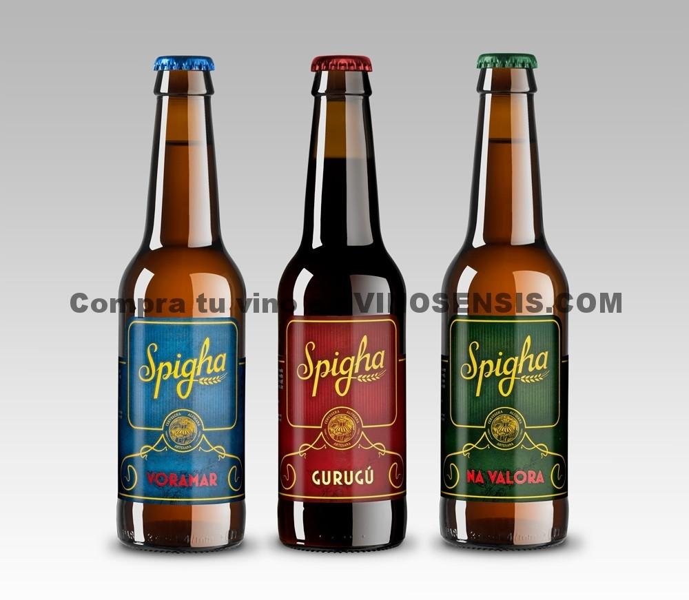 Cerveses Spigha: Profeta lejos de su tierra.